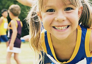 Kinder sollen für mehr Bewegung und eine gesunde Lebensweise begeistert werden