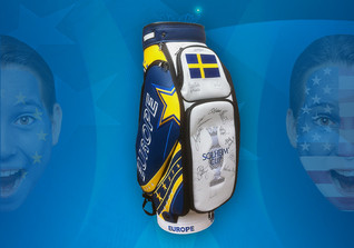 European Team Golf Bag