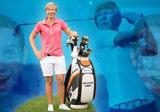 Golfrunde mit Lindner