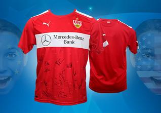 VfB-Trikot signiert