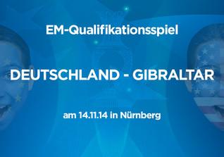 VIP beim DFB-Spiel