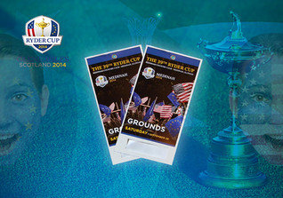 VIP-Tickets Ryder Cup