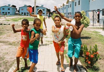 Ein Zuhause für verlassene Kinder - SOS Kinderdorf Recife