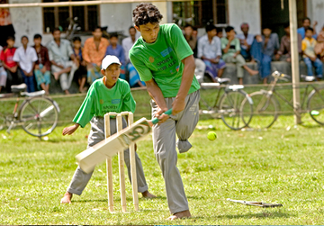 """Sports for all"" in Bangladesch - Boost the development and equal rights of children with sports"