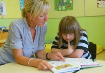 Das Sprachförderprojekt MITsprache setzt sich für Kinder aus sozial benachteiligten Schichten ein