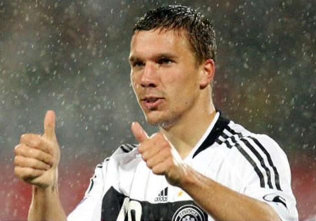 DFB-EM-Trikot Podolski
