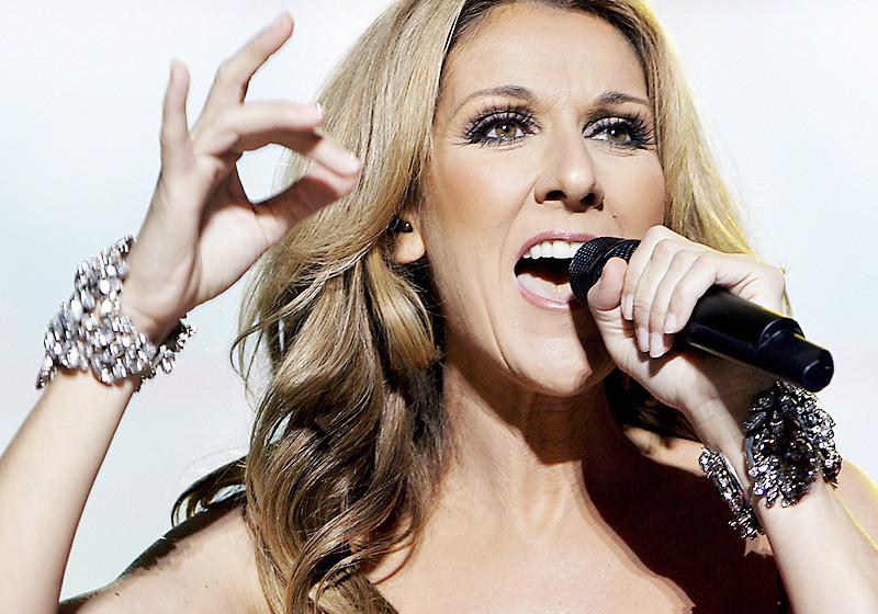 Celine Dion Vase