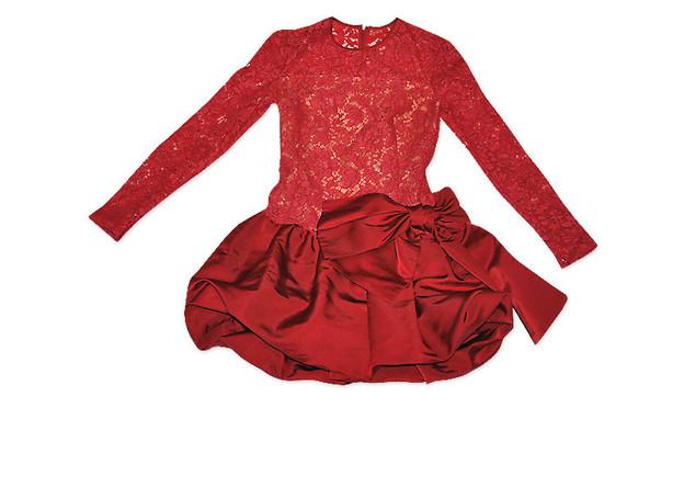 Kleid von Sylvie
