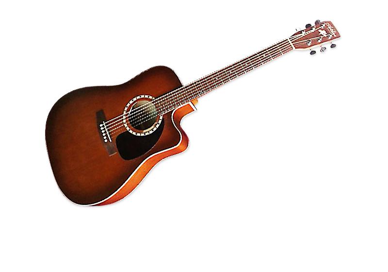 Tim Bendzko Gitarre