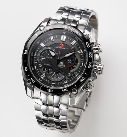 Signierte Vettel-Uhr