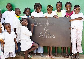 Kindern soll in elf afrikanischen Ländern eine gute Grundbildung zugesichert werden