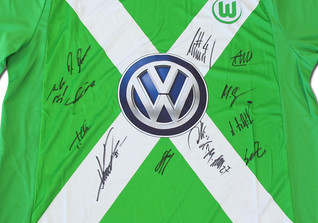 Neues Wolfsburg-Trikot