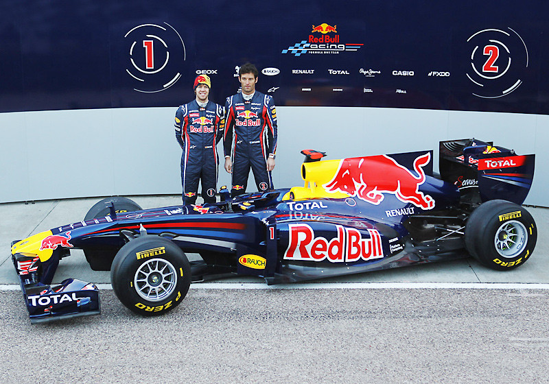 Red Bull-Werksführung