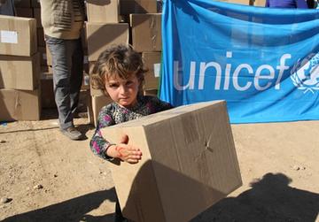 Winterhilfe für Flüchtlingskinder - Flüchtlingskinder brauchen unsere Hilfe