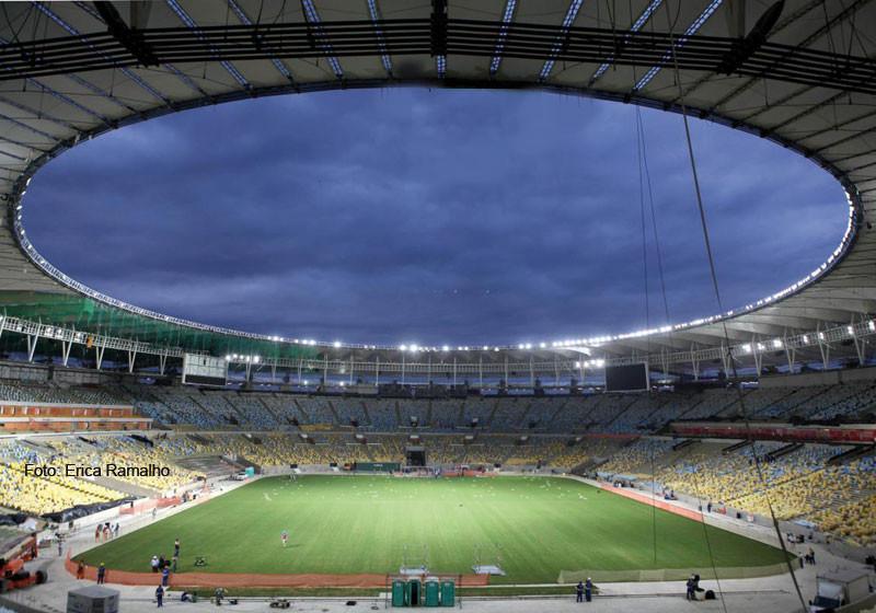 WM in Rio de Janeiro
