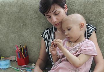 Lebensrettende Medikamente für das Kinderkrebszentrum Luzk / Westukraine