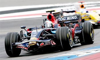 Abgefahrene Formel 1-Raritäten