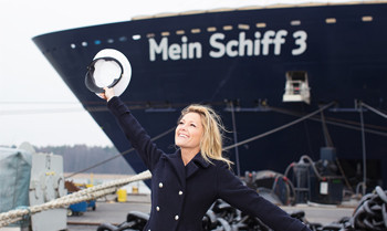 Aufs Schiff mit Helene Fischer