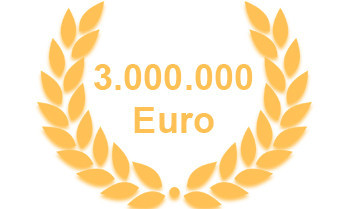 Auktionsportal sammelt 3 Millionen Euro
