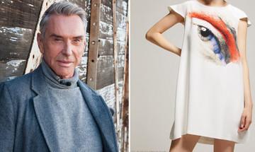 Wolfgang Joops Kleid aus GNTM