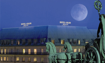 Hotel Adlon hilft Kindern in Not