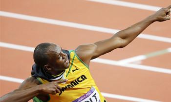 In den Fußstapfen von Usain Bolt
