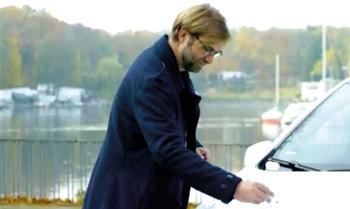 Jürgen Klopps Opel Mokka