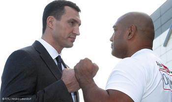 Boxer engagieren sich