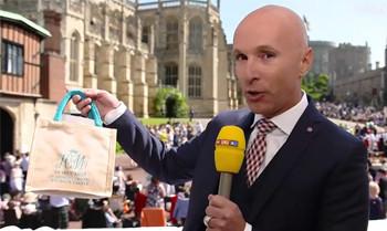 Meghan & Harry: Hochzeits-Erinnerung wird in Deutschland versteigert