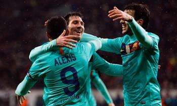 Messis legendäres Champions League-Trikot unterm Hammer