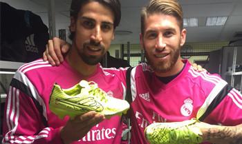 Sergio Ramos versteigert seine Schuhe