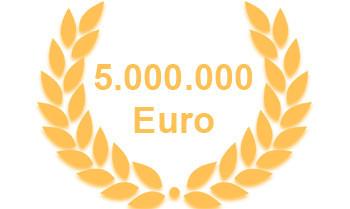 United Charity knackt 5 Millionen Euro Marke bei Spendenerlösen