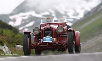 Startplatz für die Silvretta Classic