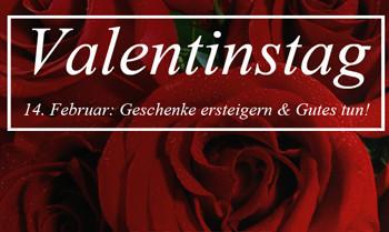 Zum Valentinstag mehr als rote Rosen verschenken
