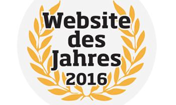 United Charity ist für die Website des Jahres nominiert