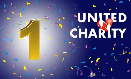 United Charity 1st Geburtstag