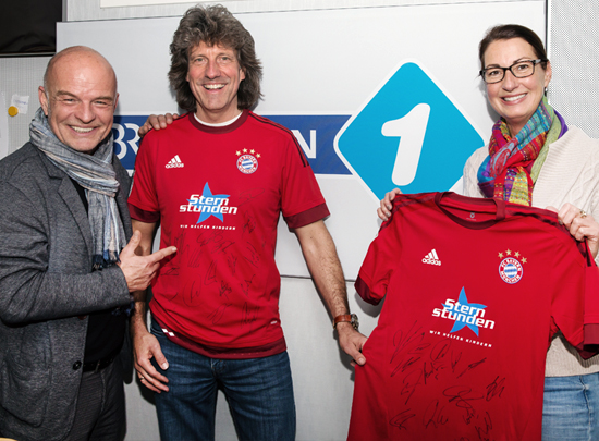 Bayern-Trikots