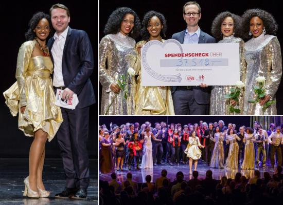 Charity-Musical erzielt fast 38.000€