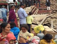 Nepal-Erdbeben