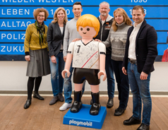 Playmobil-Fußballer