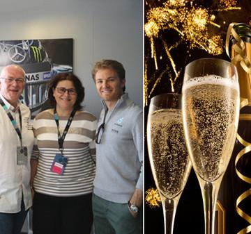 Das Team von United Charity wünscht ein frohes neues Jahr!