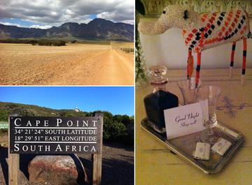 Eindrücke von Kais Südafrika-Reise