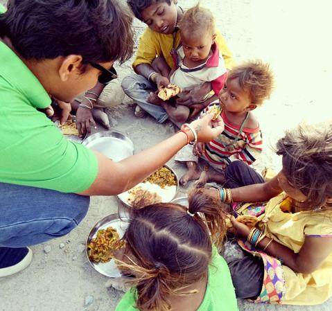 Heute ist internationaler Tag der Wohltätigkeit