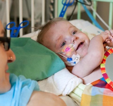 Tag des herzkranken Kindes