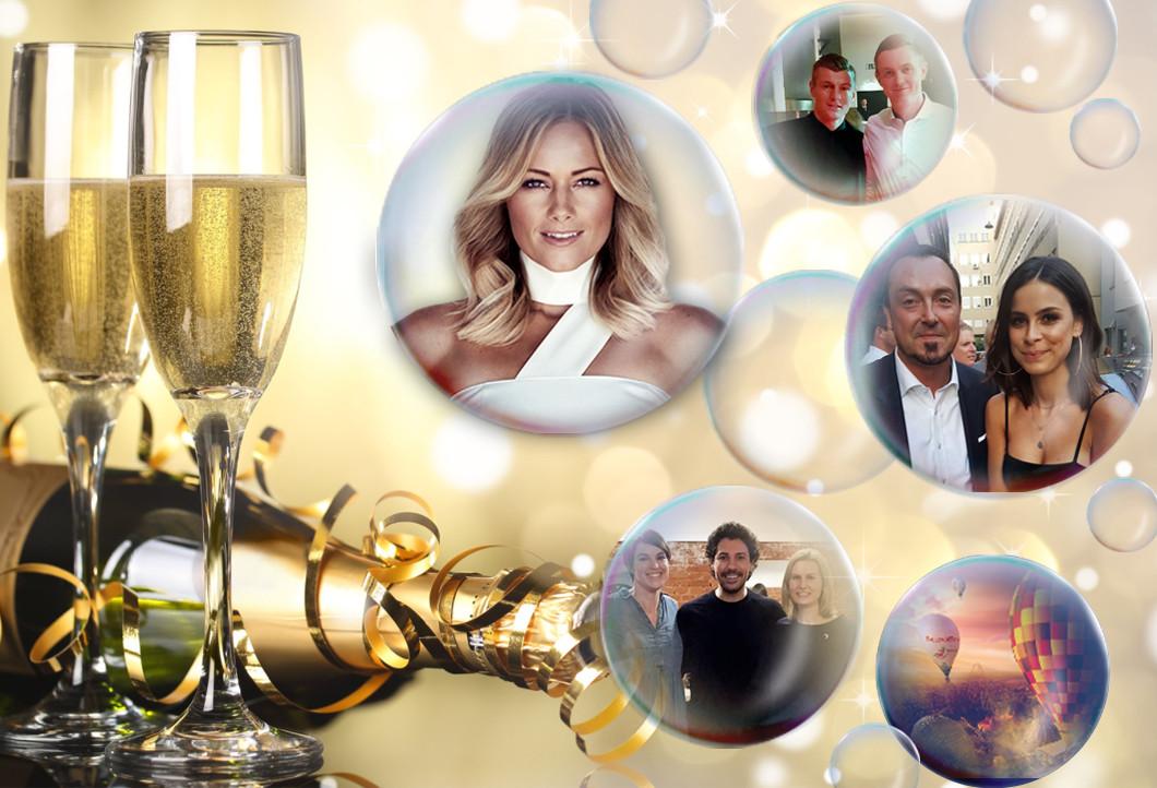Wir wünschen Ihnen ein tolles Jahr 2018 und blicken zurück