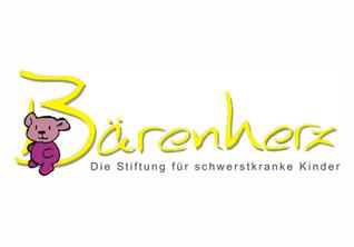 Die Bärenherz Stiftung unterstützt Einrichtungen für Familien mit Kindern, die unheilbar erkrankt sind und eine geringe Lebenserwartung haben