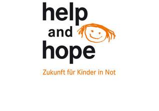 help and hope Stiftung - Weil Kinder unsere Zukunft sind