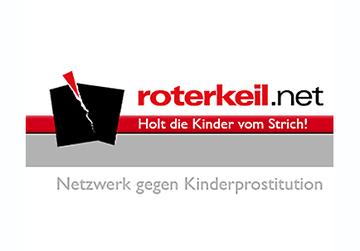 roterkeil.net kämpft gegen die Kinderprostitution und Kinderpornografie