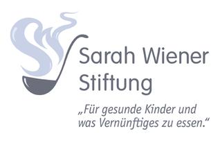 Sarah Wiener Stiftung - Für gesunde Kinder und was Vernünftiges zu essen