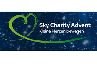 Sky Charity Advent: Wir machen Kinder fit fürs Leben
